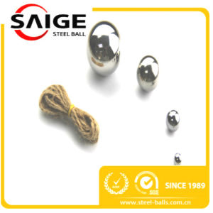AISI52100 G100 1.588-32mm Metal Ball Chrome Steel Ball pictures & photos