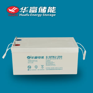 12V 250ah UPS Use Gel Battery pictures & photos