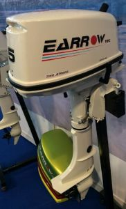 Sail Outboard Engine 2 Stroke and 4 Stroke pictures & photos