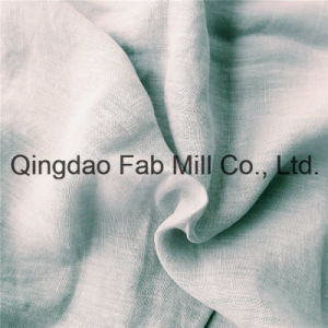 Comfortable 100%Linen Fabric for Garment (QF16-2500) pictures & photos