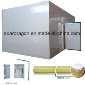 PU Kitchen Storage Cold Room for Hotel Use pictures & photos