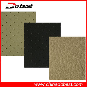 Perforated Car/Bus/Truck Seat Cover Leather pictures & photos