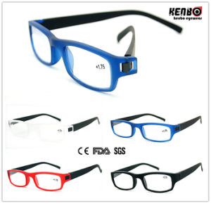 Hot Sale Fashion Reading Glasses for Lady, CE, FDA, Kr5199 pictures & photos