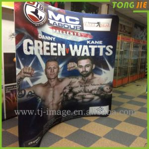 Advertising Exhibition Display Backdrop Design Tradeshow Stand pictures & photos