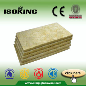 Isowool Fireproof China Rockwool Board/Insulation pictures & photos