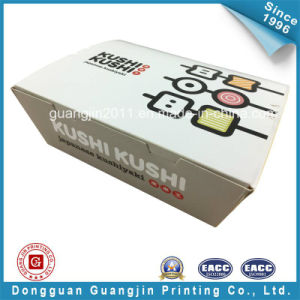 Color Printing Paper Food Packing Box (GJ-Box140) pictures & photos