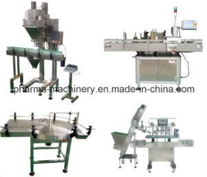 Powder Filling & Cap Sealing Production Line pictures & photos