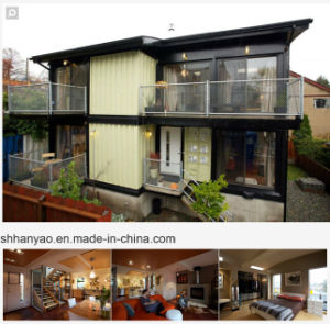 Flat Pack Container House/Folding Prefab Container House pictures & photos