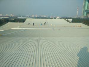 Aluminum Composite Panel for Steel Frame Stadium Building pictures & photos
