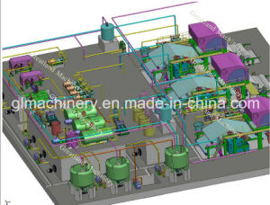High Standard Tissue Paper Machine Project Turnkey Service pictures & photos