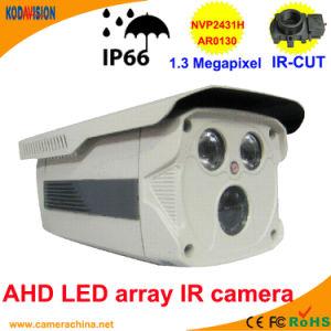 60m LED Array IR 1.3 Megapixel Ahd Camera pictures & photos