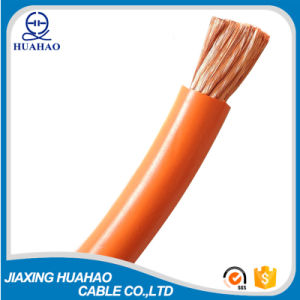 CCA Condcutor PVC Insulated Welding Cable (16mm2 25mm2 35mm2) pictures & photos
