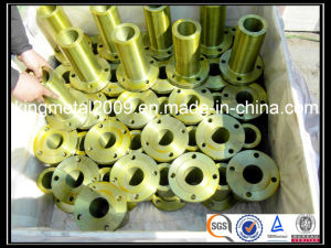 Long Welding Neck Flanges for Class 150/300/400/600 pictures & photos
