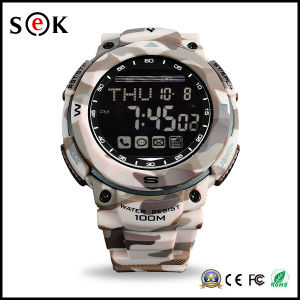 Hot Selling Touch Screen Smart Sport Wrist Bluetooth Watch for Smartphones and Apple Phone Watch pictures & photos