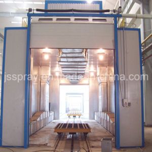 Spl-C Industrial Big Bus Spray Booth Suitable for Large Bus/Truck