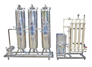 Mineral Water Hollow Fiber Ultrafiltration System pictures & photos