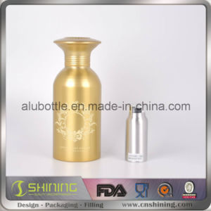 High Quality Aluminum Powder Hair Wax Shaker Bottle pictures & photos