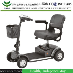 Medical Scout Compact Travel Power Scooter, 4 Wheel pictures & photos
