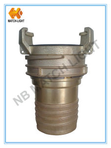 French Type Guillemin Bronze Fitting with Serrated Hose End pictures & photos