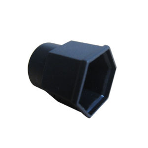 Customized Plastic Screw Cover Cap / Screw Plastic Knob Button for Switch pictures & photos