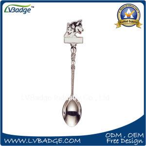 Customized Souvenir Metal Spoon for Souvenir pictures & photos