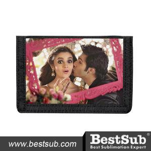 Promotional Sublimation Deluxe PVC Wallet (QB07) pictures & photos