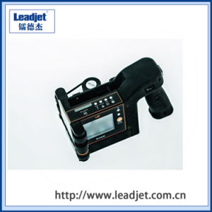 Small Business Handheld Industrial High Resolution Inkjet Date Coder pictures & photos