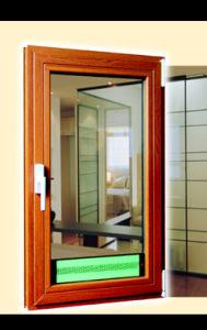 Aluminium Exterior Windows with Fixed Window pictures & photos