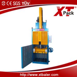 Vertical Plstic Bottle Baler