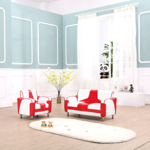 PVC Leather Home Living Room Children Furniture (SXBB-02) pictures & photos