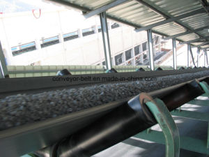 High Temperature Resistant Conveyor Belt/Rubber Fabric Ribbon