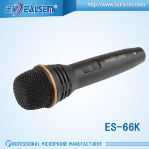 Wire Dynamic Hypercardioid Es-66k Microphone