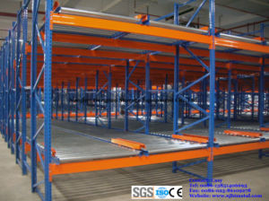Heavy Duty Gravity Dynamic Live Roller Rack for Warehouse Storage pictures & photos