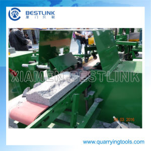 Semi Automatic Mushroom Face Stone Splitting Machine pictures & photos
