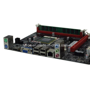 2017 Sales Champion Intel Combo Motherboard Hm55+I7 CPU on Board Desktop pictures & photos