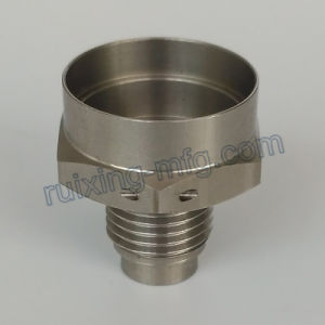 Customized Non-Standard Stainless Steel Hex Bolt with CNC Turning Machining