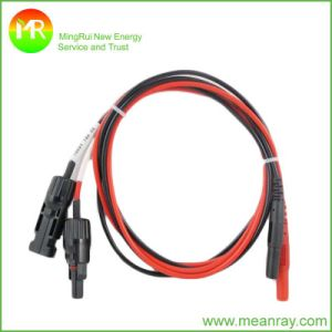 1000V PV Solar Cable (PV1-F 2*6.0mm2) pictures & photos