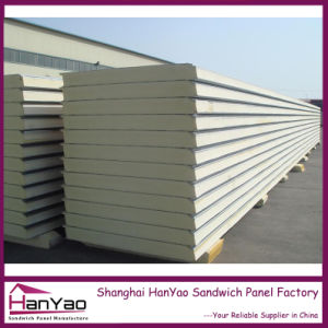 New Customized Thermal Insulated PU Sandwich Panel pictures & photos