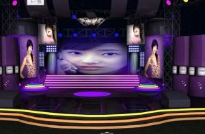 Indoor Stage LED Electronic Display Screen pictures & photos