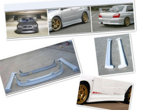 Carbon Fiber Charge Speed Style Body Kits for Subaru Impreza/Wrx 8th pictures & photos
