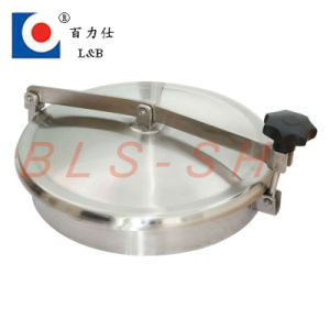 Sanitary Stainless Steel Manhole Cover pictures & photos