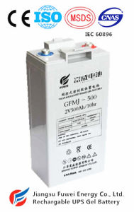 2V 500ah VRLA AGM UPS Battery