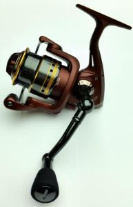 Good Sale Fishing Tackle China Ningbo Fishing Reel Shallow Spool Spinning Reel pictures & photos