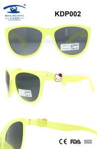 2015 New Arrival Promotional PC Kids Sunglasses (KDP002) pictures & photos