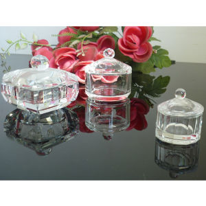 Exqusite Crystal Jewel Case, Jewellery Ornaments Box pictures & photos
