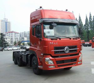 Dongfeng Tianlong 6*4 Tractor Head Truck for Sale pictures & photos