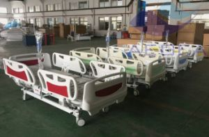 AG-By003c Nursing Home Medical Patient ABS Hospital Electric Bed pictures & photos