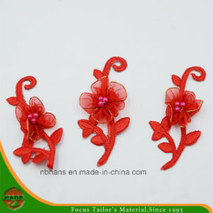 Flower Embroidery Patch for Decoration (EP-05) pictures & photos