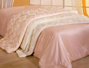 Duvet Silk Bedding Set pictures & photos
