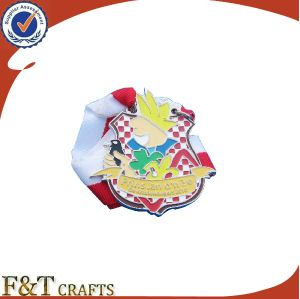 High Quality Synthetic Enamel Metal Medal /Custom Medal pictures & photos